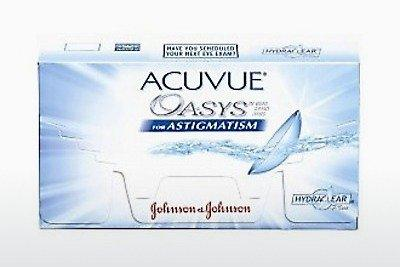 Kontaktlinser Johnson & Johnson ACUVUE ADVANCE for ASTIGMATISM AGT-6P-REV