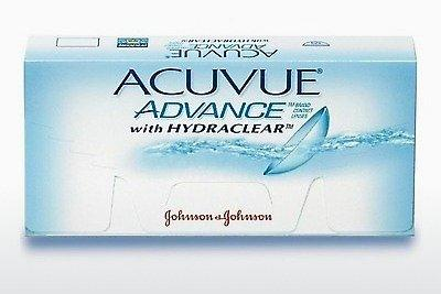 Kontaktlinser Johnson & Johnson ACUVUE ADVANCE with HYDRACLEAR AVG-6P-REV