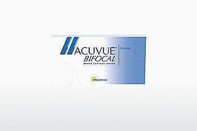 Kontaktlinser Johnson & Johnson ACUVUE BIFOCAL BAC-6P-REV