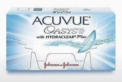 Kontaktlinser Johnson & Johnson ACUVUE OASYS for ASTIGMATISM CYP-6P-REV