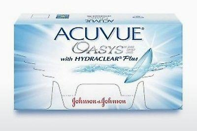 Kontaktlinser Johnson & Johnson ACUVUE OASYS with HYDRACLEAR Plus PH-6P-REV