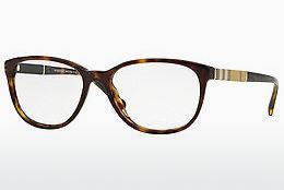 Designerglasögon Burberry BE2172 3002 - Brun, Havanna