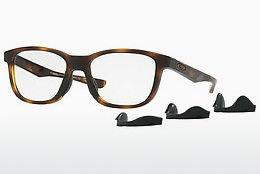 Designerglasögon Oakley CROSS STEP (OX8106 810604) - Brun, Havanna
