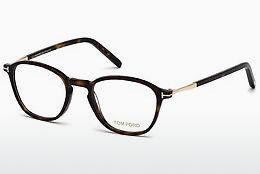 Designerglasögon Tom Ford FT5397 052 - Brun, Dark, Havana