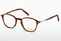 Designerglasögon Tom Ford FT5397 062 - Brun, Horn, Ivory