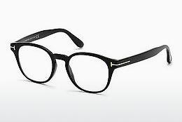 Designerglasögon Tom Ford FT5400 065 - Beige/grå, Horn, Brown