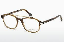 Designerglasögon Tom Ford FT5454 062 - Brun, Horn, Ivory
