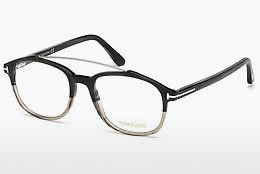 Designerglasögon Tom Ford FT5454 064 - Beige/grå, Horn, Brown