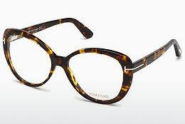 Designerglasögon Tom Ford FT5492 052 - Brun, Dark, Havana