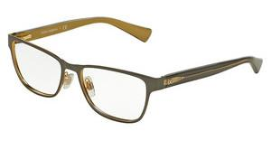 Dolce & Gabbana DG1273 1272 TOP GREY ON GOLD