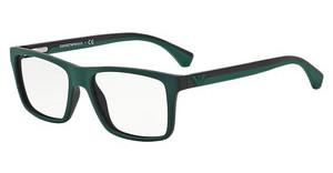 Emporio Armani EA3034 5232 GREEN/RUBBER BLACK
