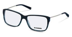 Jil Sander J4004 B Grey Blue Gradient