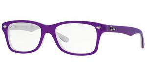 Ray-Ban Junior RY1531 3591 TOP VIOLET ON OPAL ICE