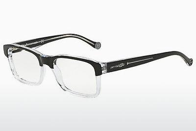 Designerglasögon Arnette CROSS FADE (AN7087 1019) - Svart, Transparent