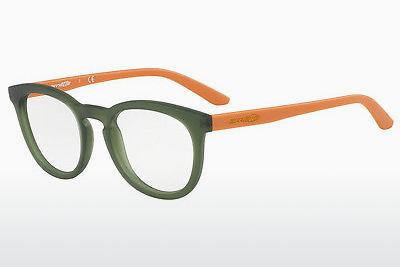 Designerglasögon Arnette BOTTOM TURN (AN7120 2419) - Transparent, Grön