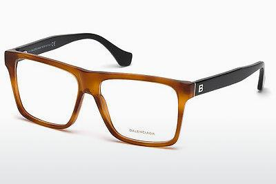 Designerglasögon Balenciaga BA5066 053 - Havanna, Yellow, Blond, Brown