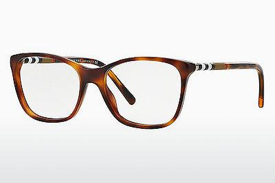 Designerglasögon Burberry BE2141 3316 - Brun, Havanna