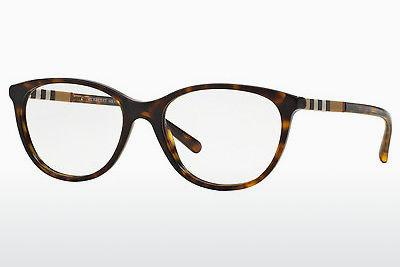Designerglasögon Burberry BE2205 3002 - Brun, Havanna