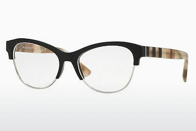 Designerglasögon Burberry BE2235 3600 - Svart