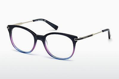 Designerglasögon Dsquared DQ5164 083 - Purpur