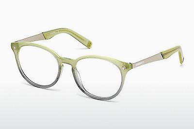 Designerglasögon Dsquared DQ5182 093 - Grön, Bright, Shiny
