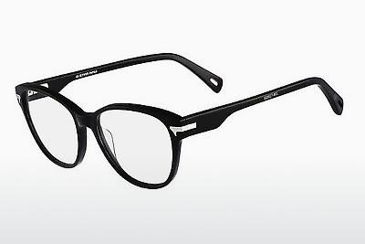 Designerglasögon G-Star RAW GS2627 THIN TRASON 001 - Svart