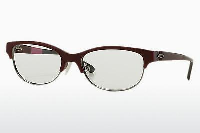 Designerglasögon Oakley THROWBACK (OX1108 110802) - Röd