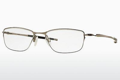 Designerglasögon Oakley Lizard 2 (OX5120 512004) - Vit, Chrome