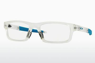 Designerglasögon Oakley CROSSLINK PITCH (OX8037 803711) - Vit, Blå