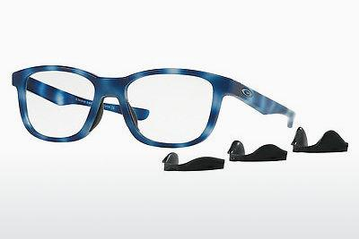 Designerglasögon Oakley CROSS STEP (OX8106 810605) - Blå, Brun, Havanna