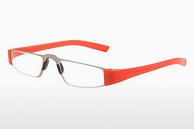 Designerglasögon Porsche Design P8801 O D1.50 - Orange, Transparent