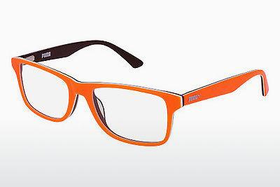 Designerglasögon Puma PU0108O 005 - Orange