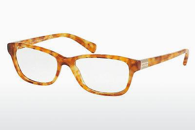 Designerglasögon Ralph RA7079 1586 - Gul, Havanna, Orange