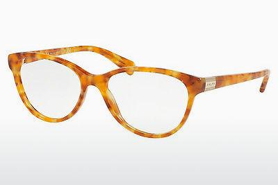 Designerglasögon Ralph RA7080 1586 - Gul, Havanna, Orange