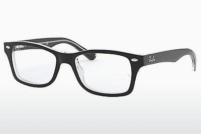 Designerglasögon Ray-Ban Junior RY1531 3529 - Svart