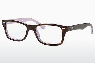 Designerglasögon Ray-Ban Junior RY1531 3700 - Brun, Havanna, Purpur