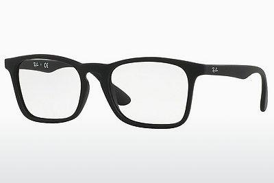 Designerglasögon Ray-Ban Junior RY1553 3615 - Svart