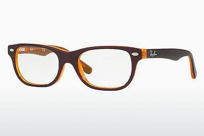 Designerglasögon Ray-Ban Junior RY1555 3674 - Brun, Orange