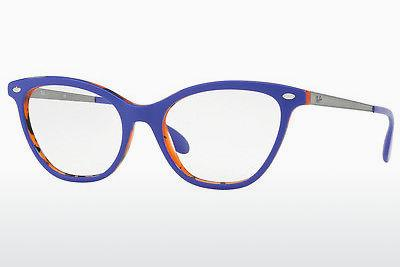 Designerglasögon Ray-Ban RX5360 5716 - Purpur, Brun, Havanna, Orange