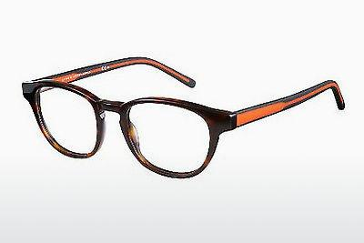 Designerglasögon Seventh Street S 250 Q3E - Orange, Brun, Havanna