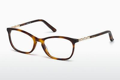 Designerglasögon Swarovski SK5164 053 - Havanna, Yellow, Blond, Brown