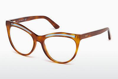 Designerglasögon Tod's TO5153 053 - Havanna, Yellow, Blond, Brown