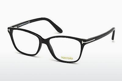 Designerglasögon Tom Ford FT4293 001 - Svart