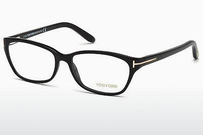 Designerglasögon Tom Ford FT5142 001 - Svart