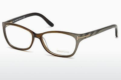Designerglasögon Tom Ford FT5142 050 - Brun, Dark