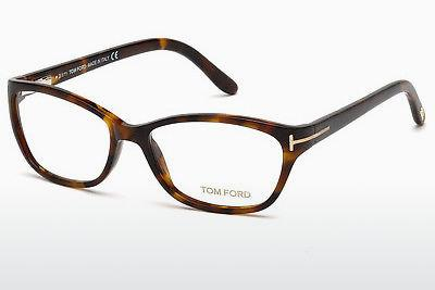 Designerglasögon Tom Ford FT5142 052 - Brun, Havanna