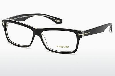 Designerglasögon Tom Ford FT5146 003 - Svart, Transparent