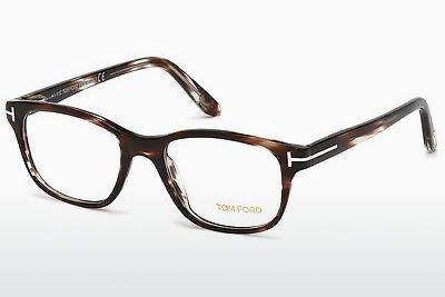 Designerglasögon Tom Ford FT5196 050 - Brun, Dark