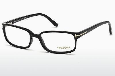 Designerglasögon Tom Ford FT5209 001 - Svart