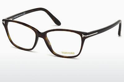 Designerglasögon Tom Ford FT5293 052 - Brun, Havanna